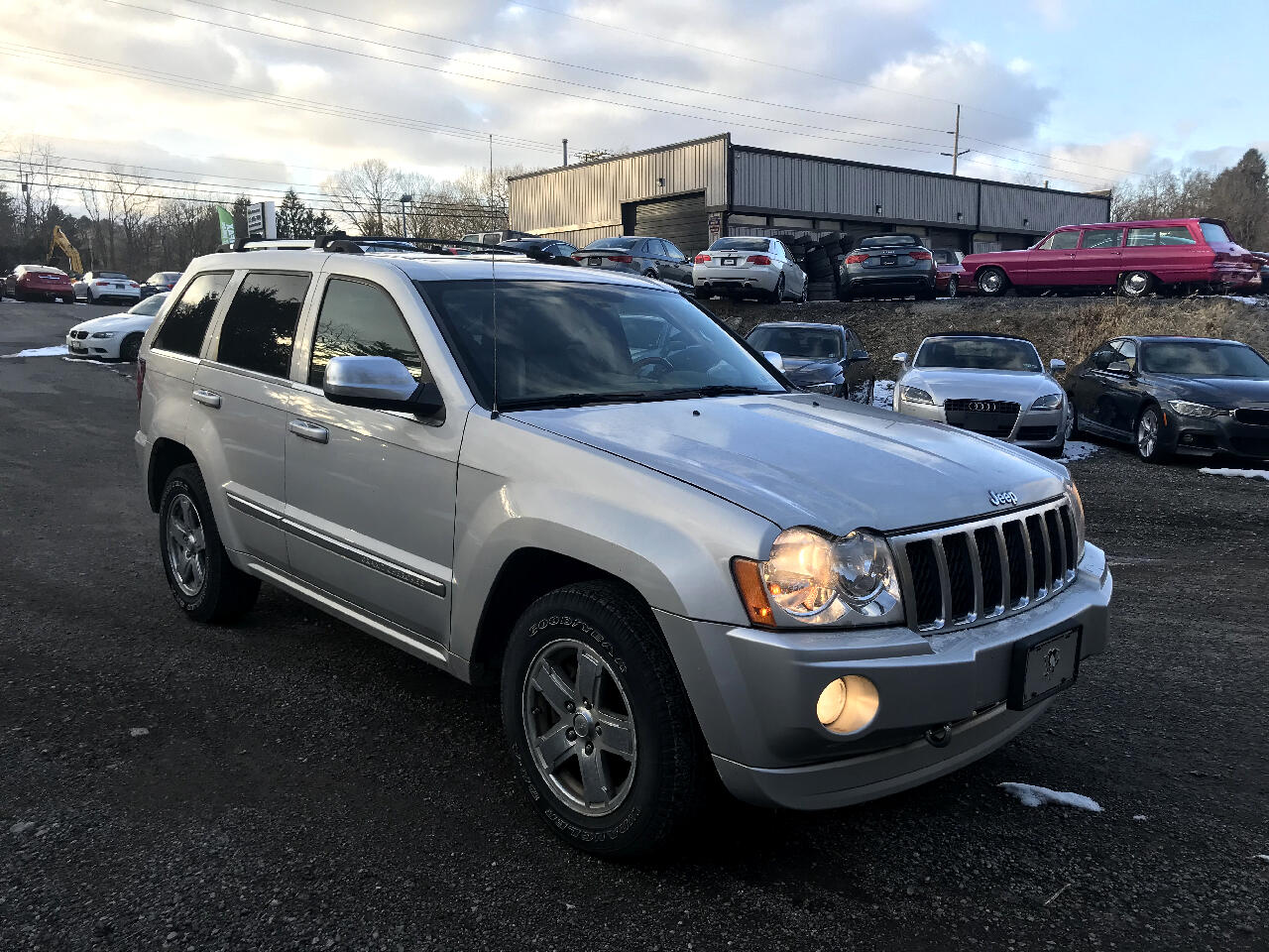 Jeep Grand Cherokee 4dr Overland 4WD 2006