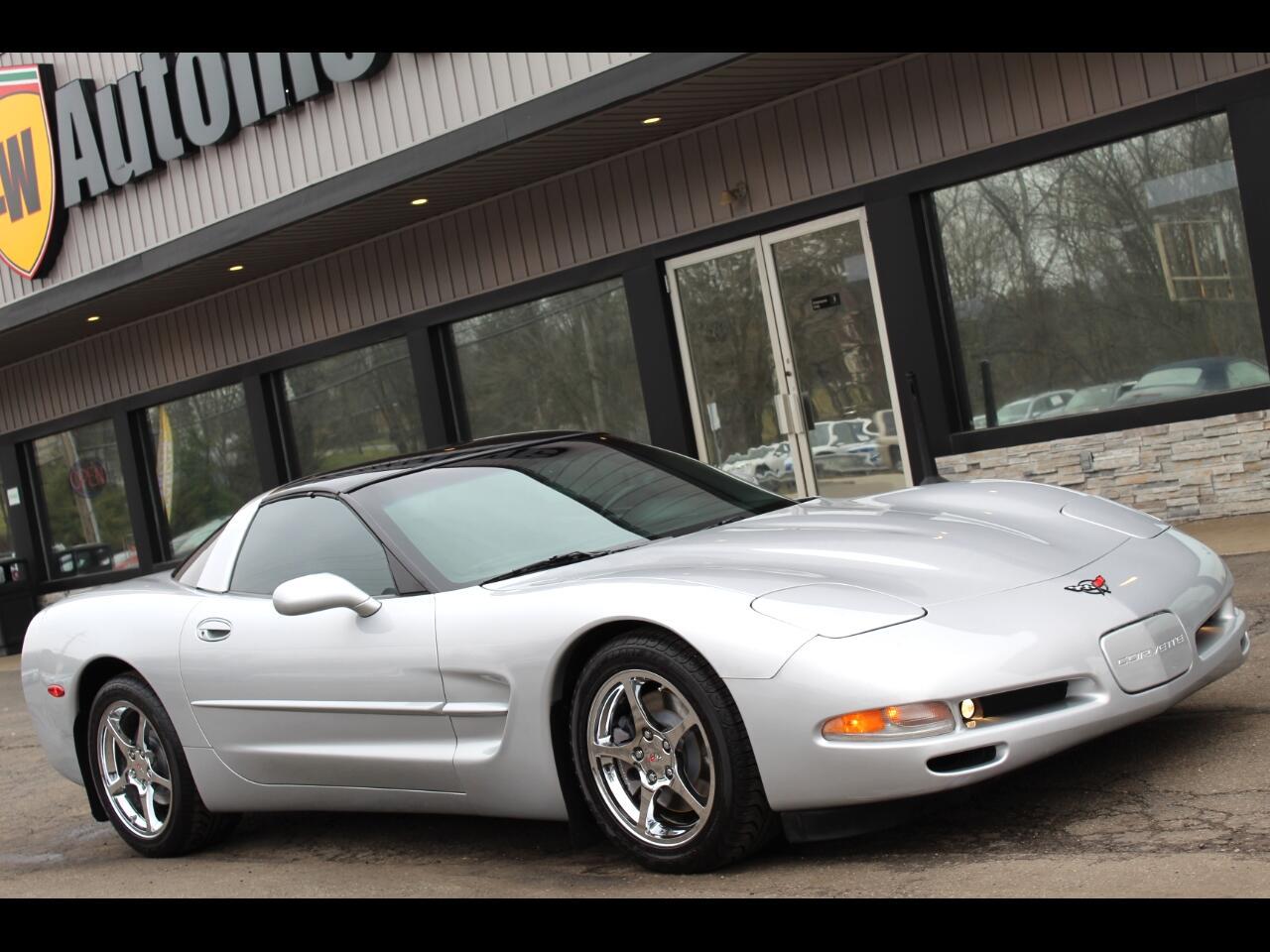 Chevrolet Corvette 2dr Cpe 1999