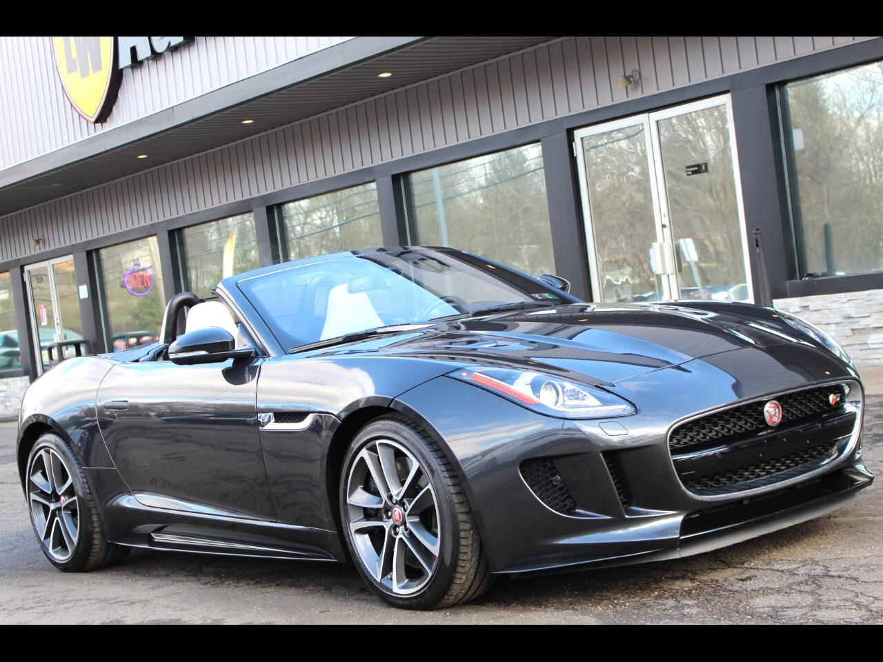Jaguar F-Type Convertible Auto S AWD 2017