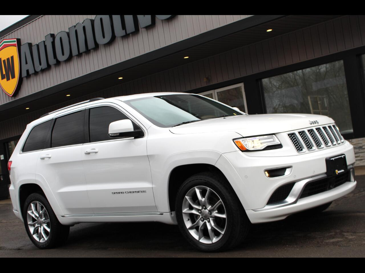 Jeep Grand Cherokee 4WD 4dr Summit 2015