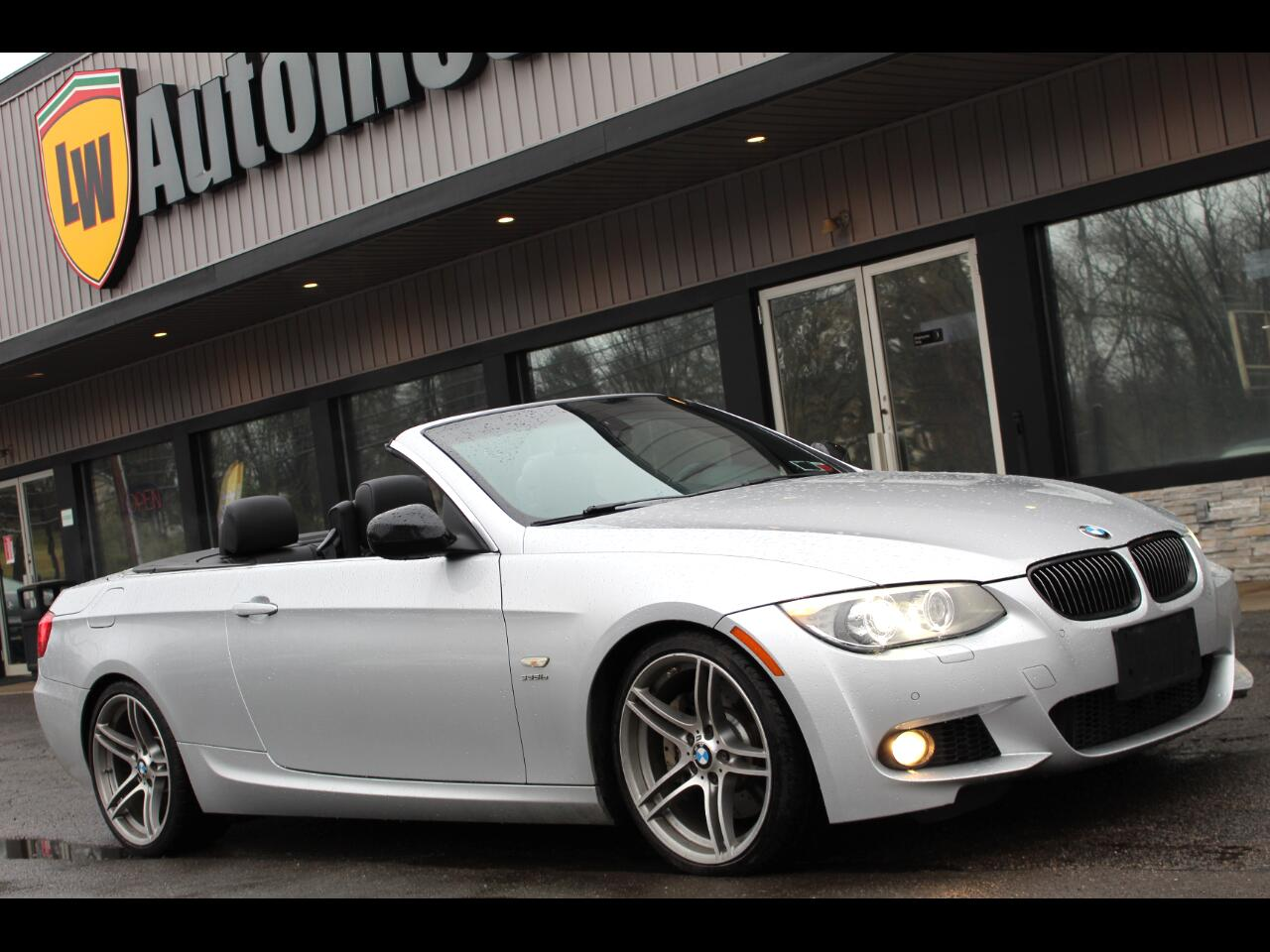 BMW 3 Series 2dr Conv 335is 2013