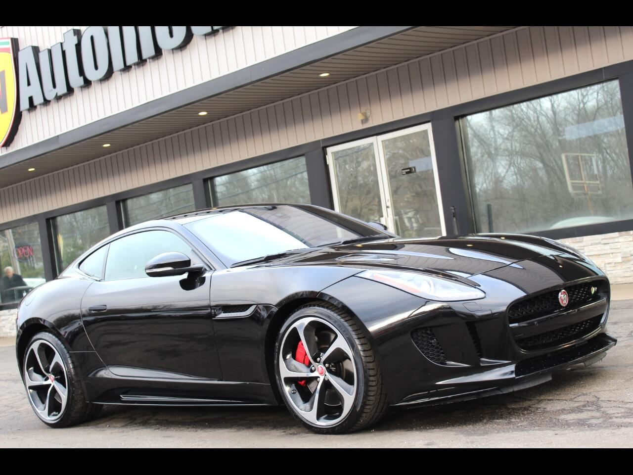 Jaguar F-Type Coupe Auto R AWD 2017