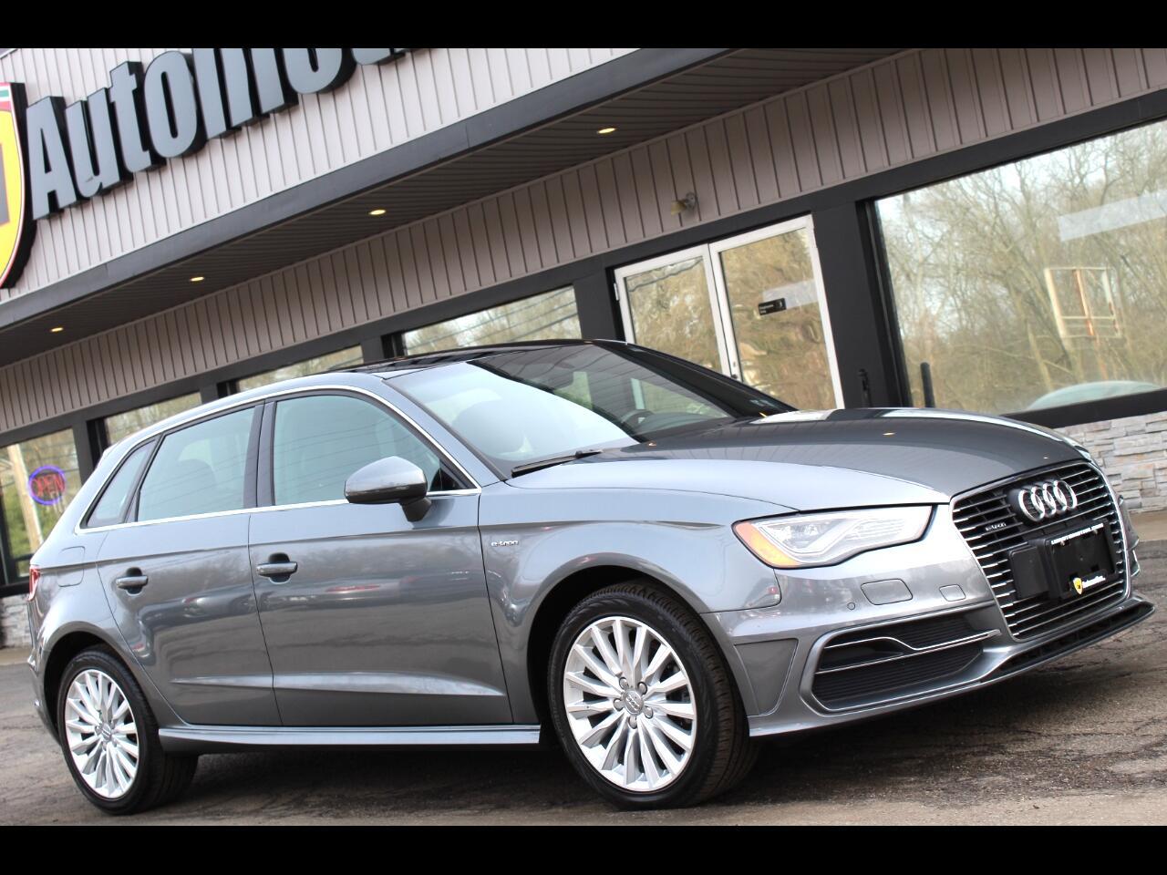 Audi A3 e-tron 4dr HB Premium Plus 2016