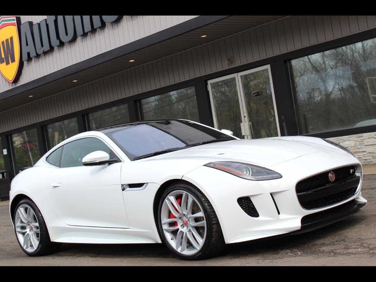 Jaguar F-Type Coupe Auto R AWD 2017