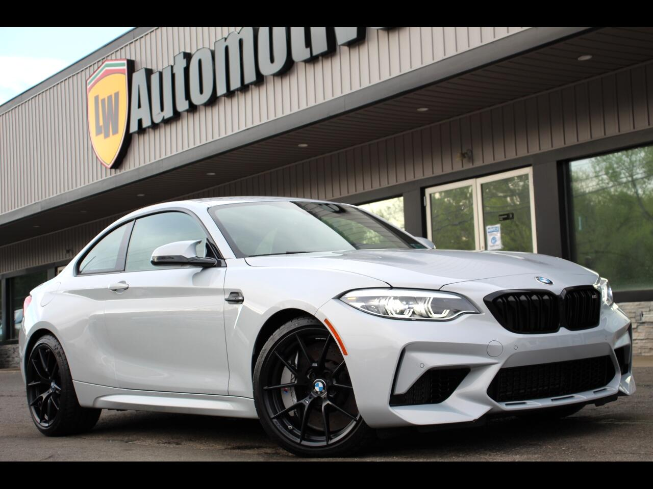 BMW M2 Competition Coupe 2019