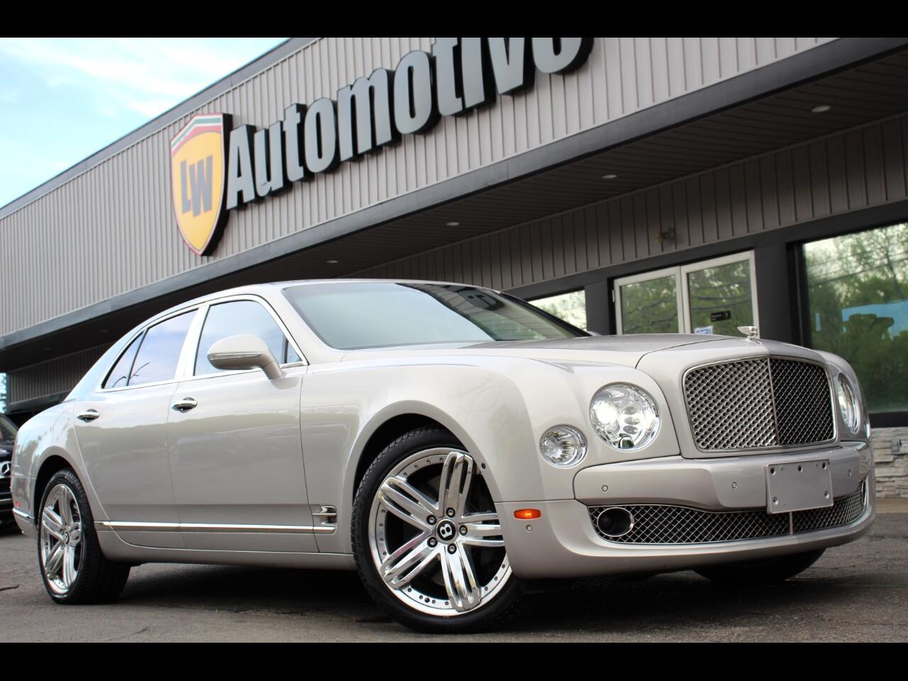 Bentley Mulsanne 4dr Sdn 2014