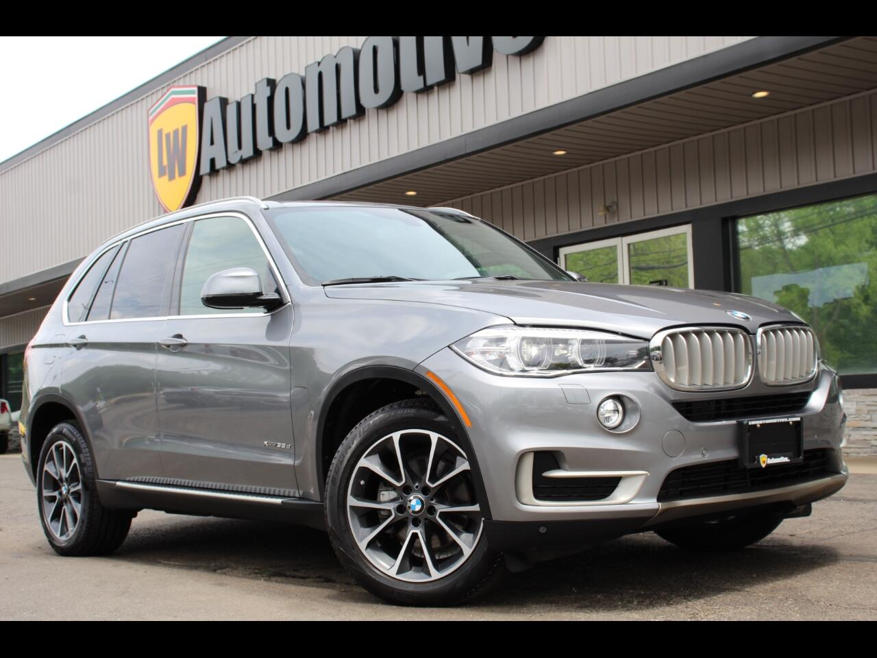 BMW X5 xDrive35d Sports Activity Vehicle 2017