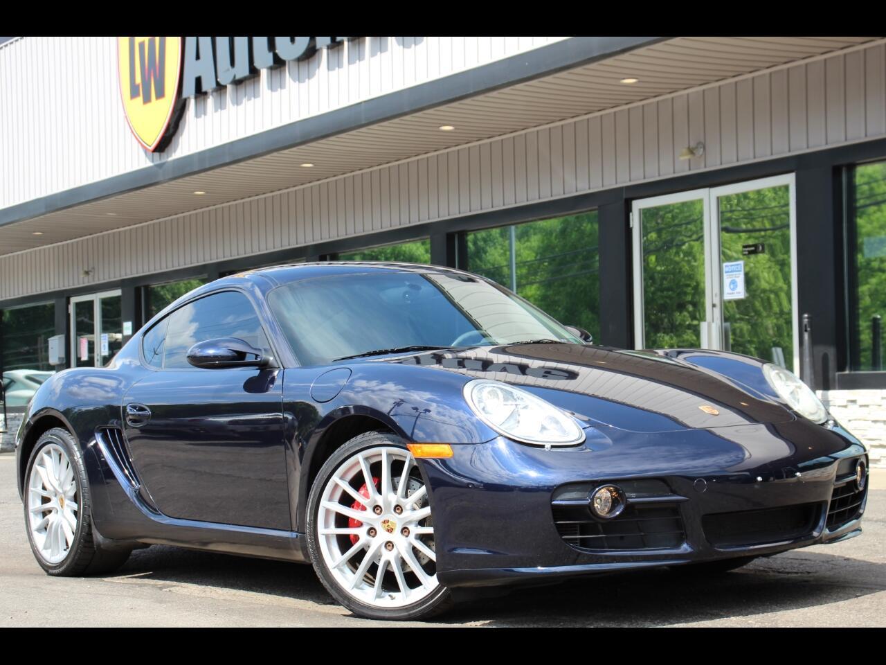 Porsche Cayman 2dr Cpe S 2007