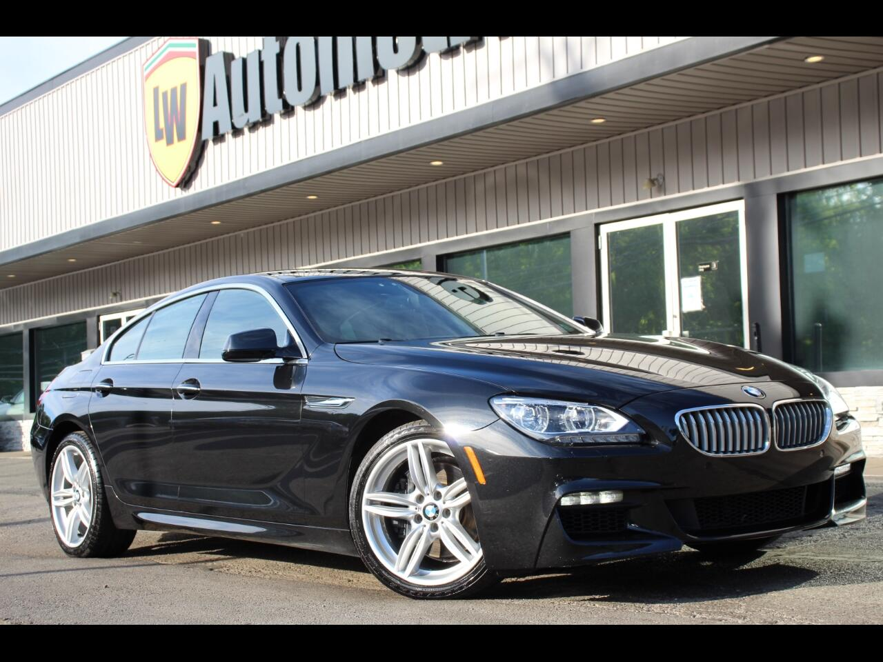 BMW 6 Series 4dr Sdn 650i xDrive Gran Coupe 2013