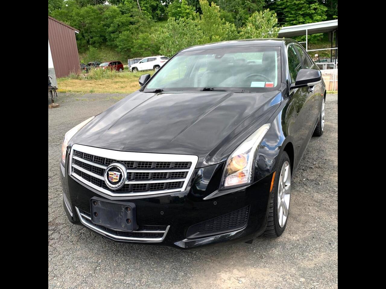 Cadillac ATS 4dr Sdn 2.0L Luxury AWD 2013