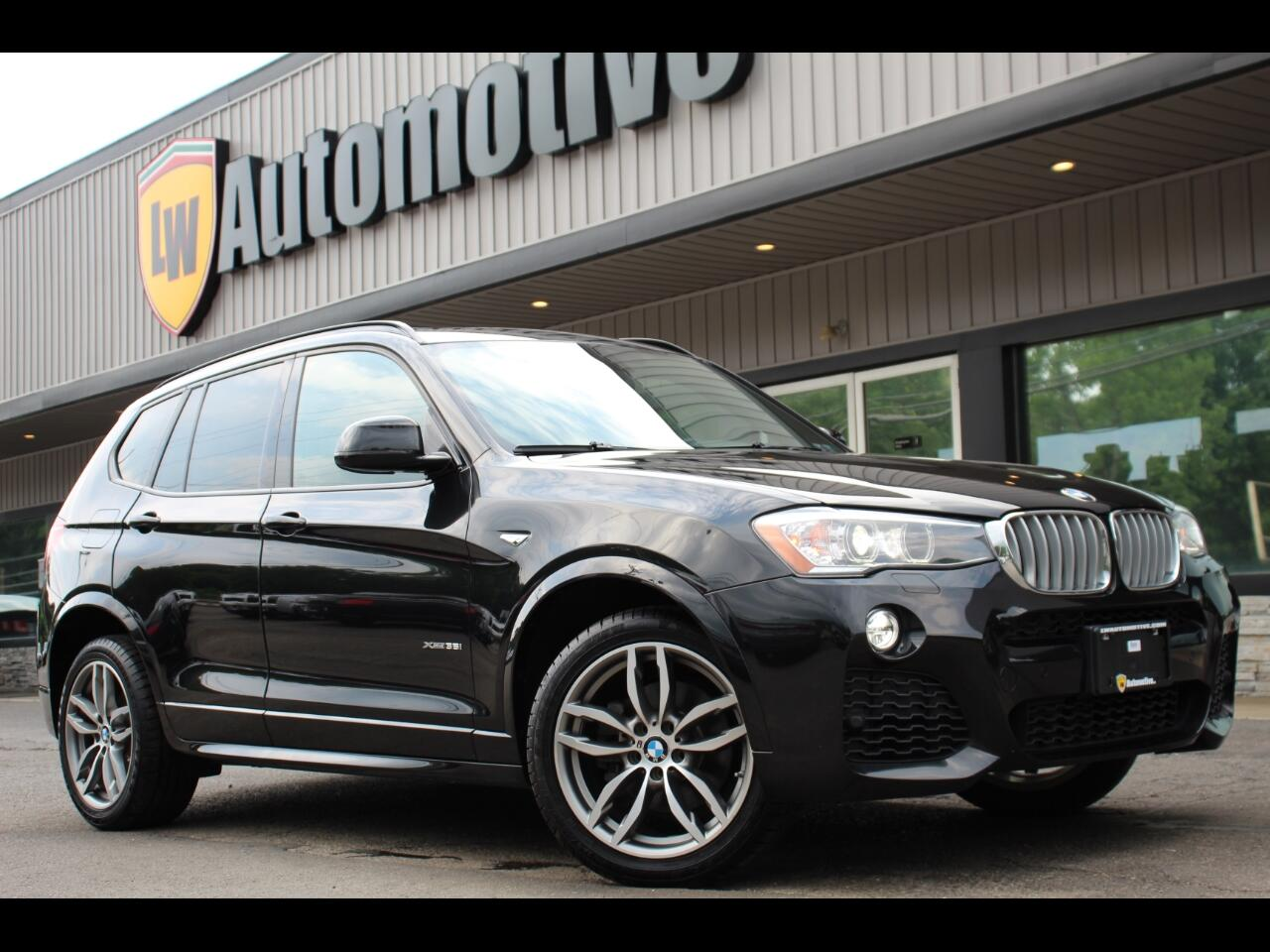 BMW X3 xDrive35i Sports Activity Vehicle 2017