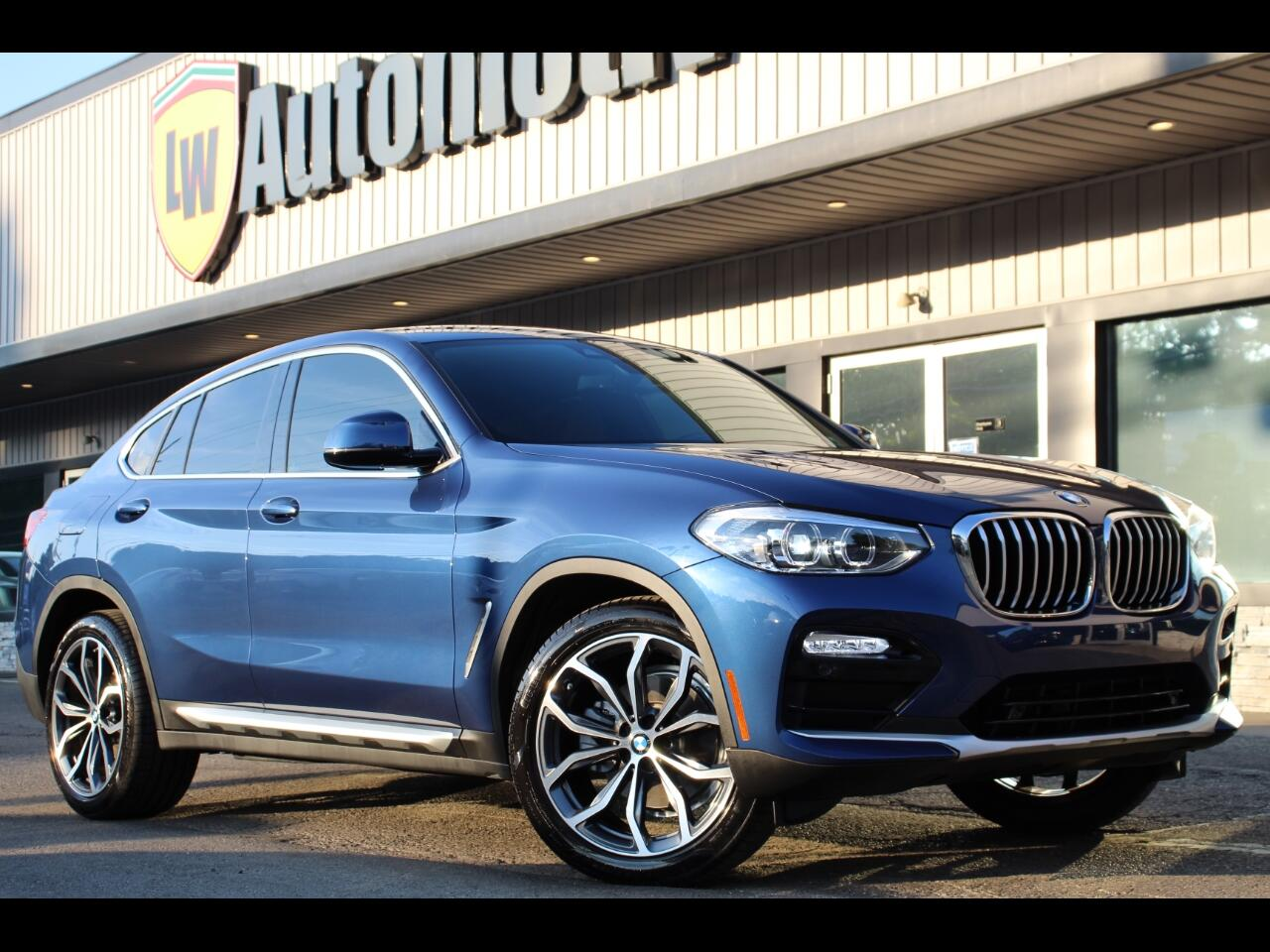 BMW X4 xDrive30i Sports Activity Coupe 2019