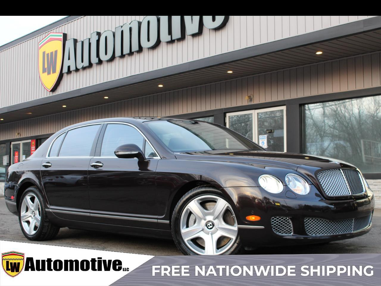 2011 Bentley Continental Flying Spur 4dr Sdn