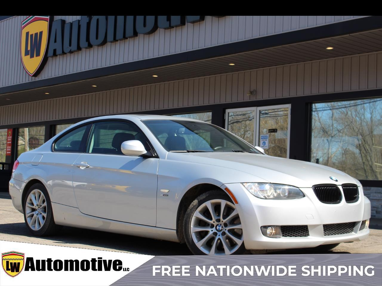 2010 BMW 3 Series 2dr Cpe 335i xDrive AWD
