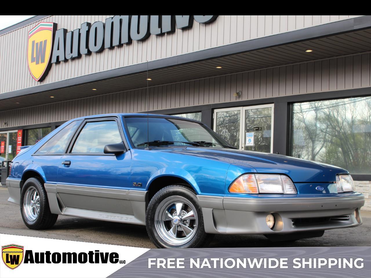 1990 Ford Mustang 2dr Hatchback GT