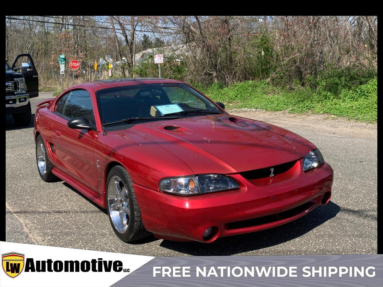 1996 Ford Mustang 2dr Cpe Cobra