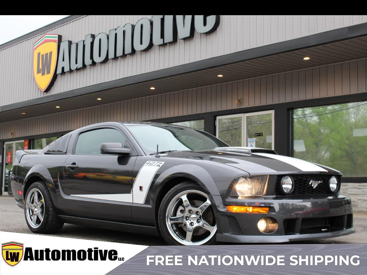 2007 Ford Mustang 427R Roush Edition