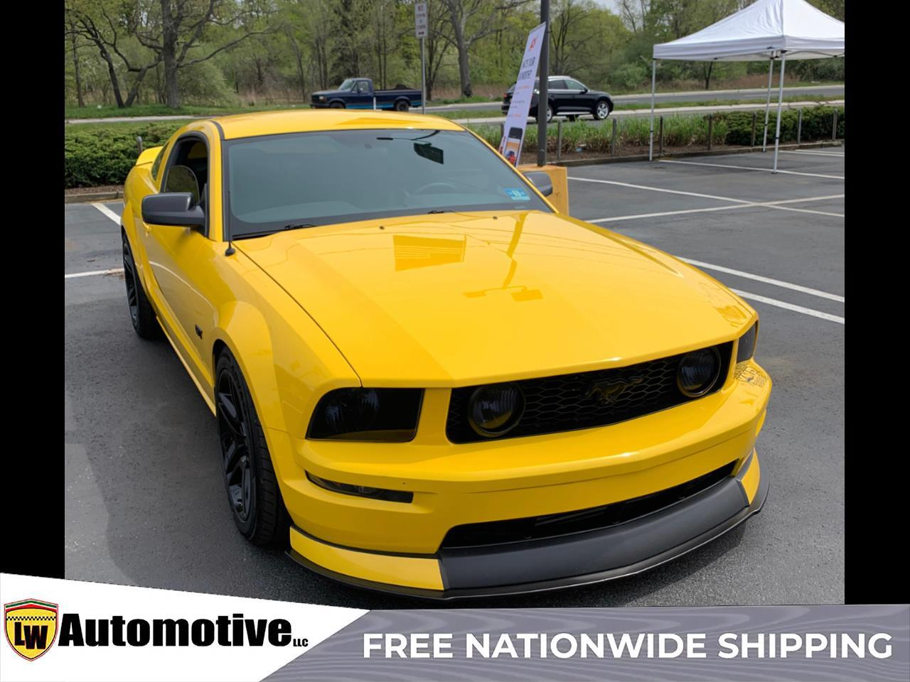 2005 Ford Mustang 2dr Cpe GT