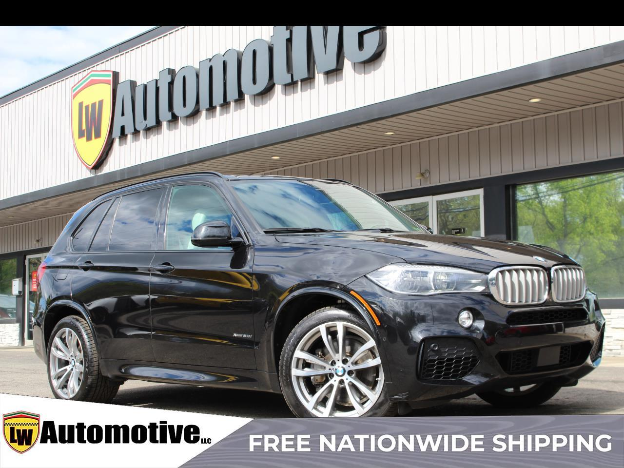 2018 BMW X5 xDrive50i Sports Activity Vehicle