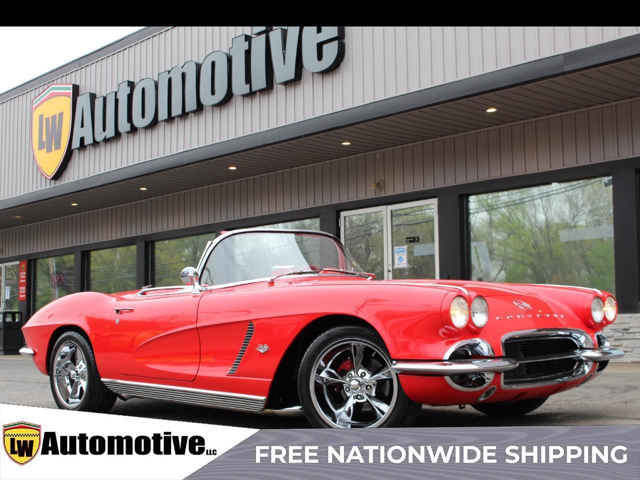1962 Chevrolet Corvette 2dr Convertible
