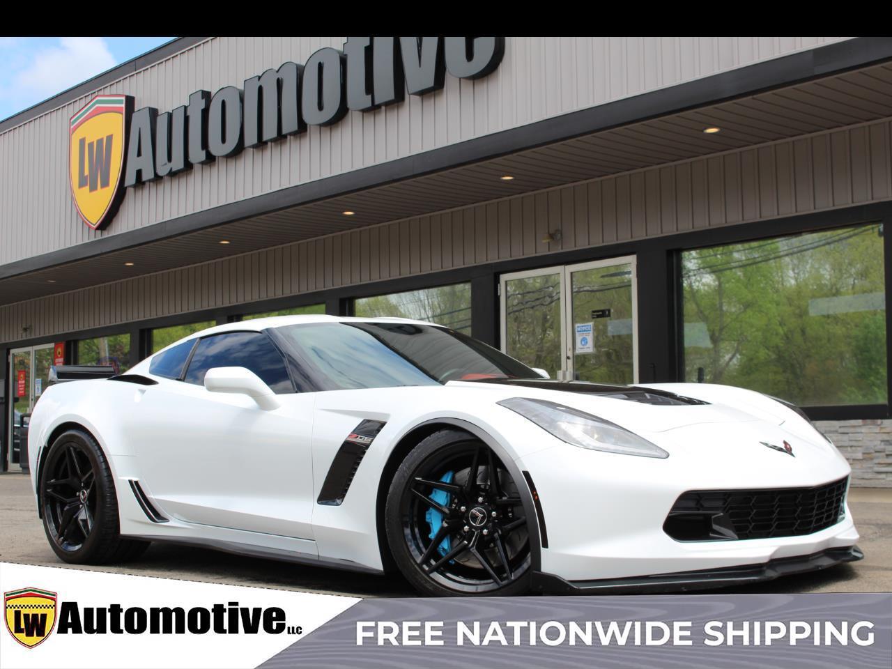 2015 Chevrolet Corvette 2dr Z06 Cpe w/2LZ