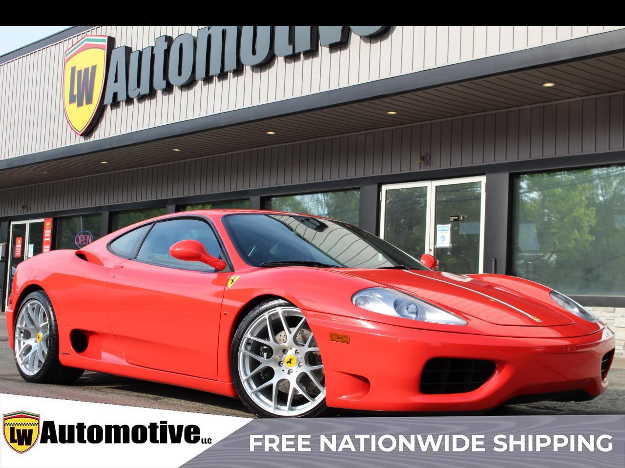 2000 Ferrari 360 Modena Modena F1