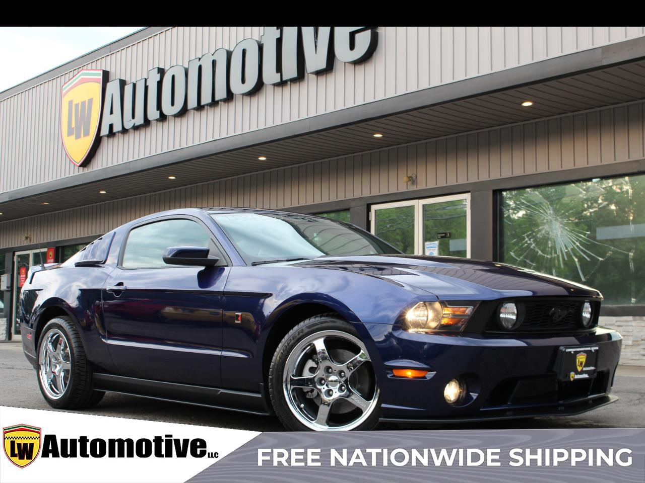 2010 Ford Mustang Roush Stage 1
