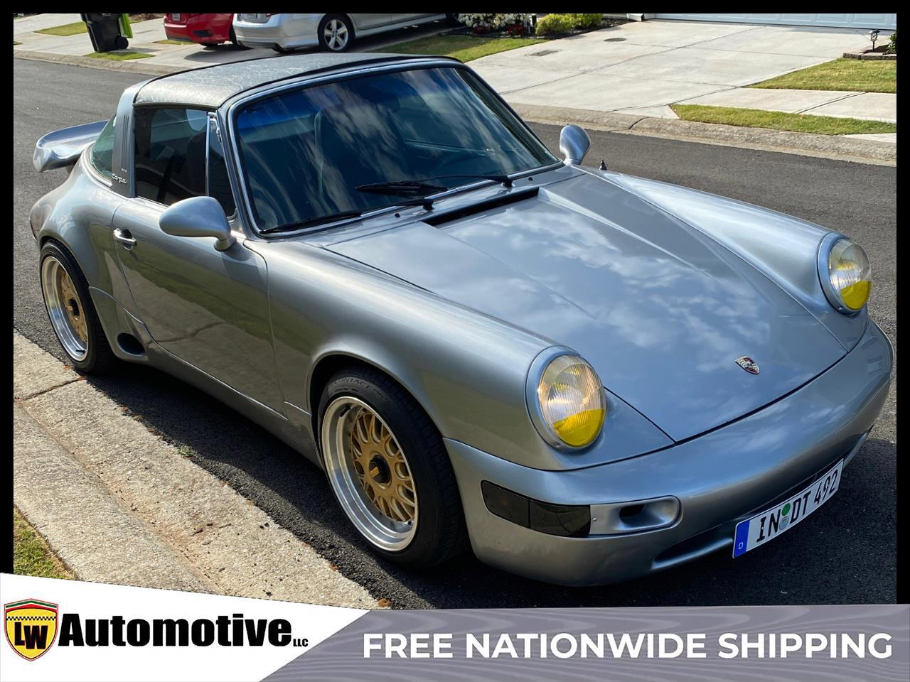 1976 Porsche 911 Targa