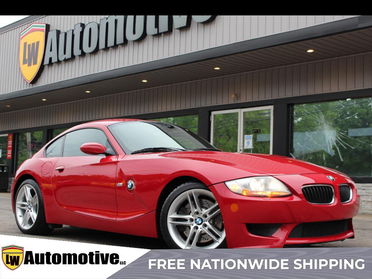 2007 BMW Z4 2dr Coupe M