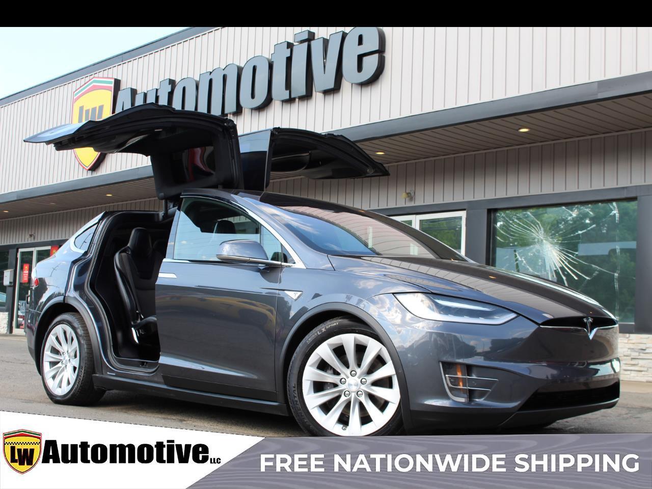 2016 Tesla Model X AWD 4dr 75D
