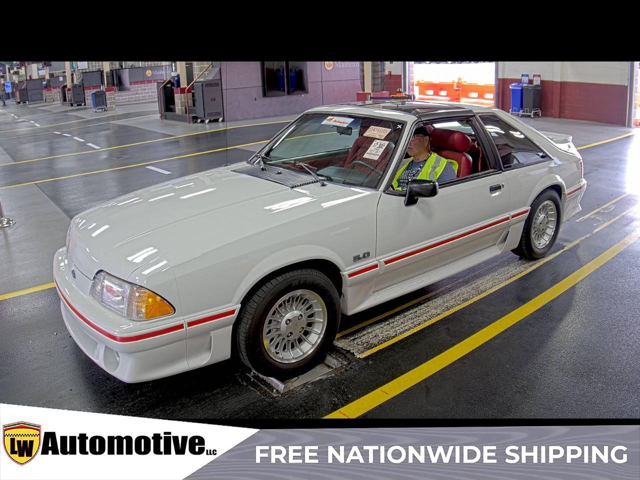 1988 Ford Mustang 2dr Hatchback GT