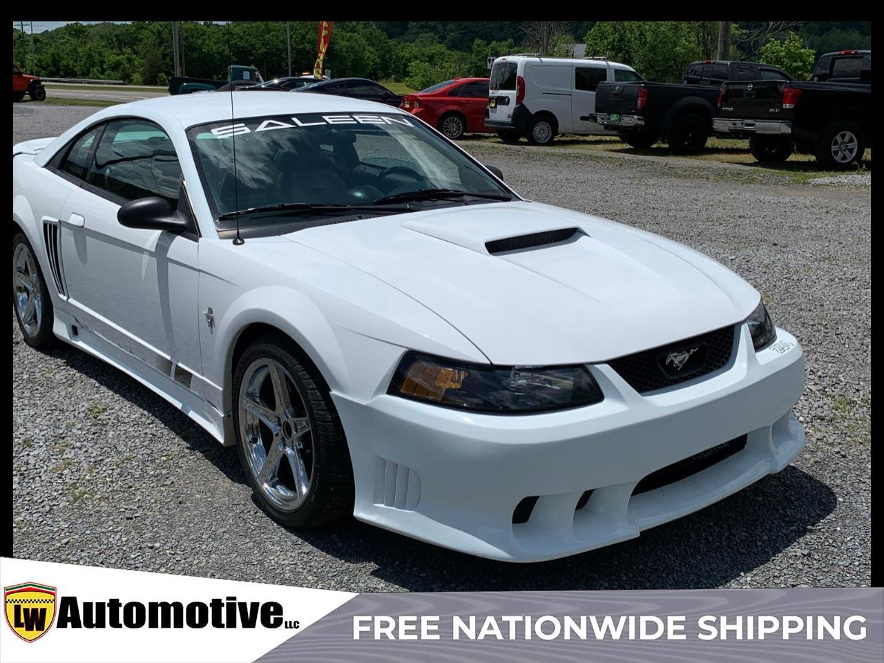 2000 Ford Mustang 2dr Cpe Saleen