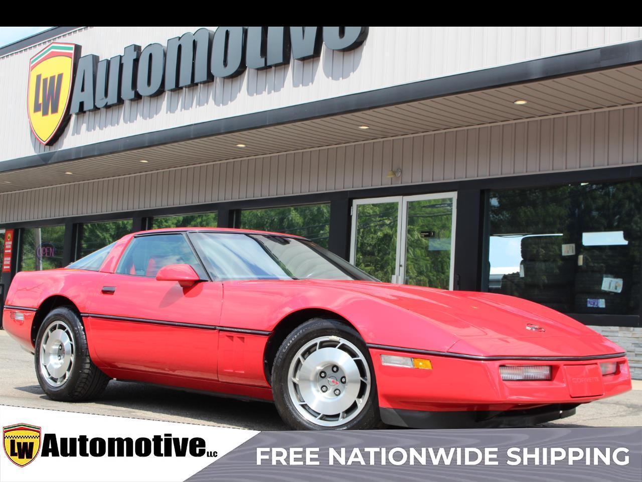 1987 Chevrolet Corvette 2dr Hatchback