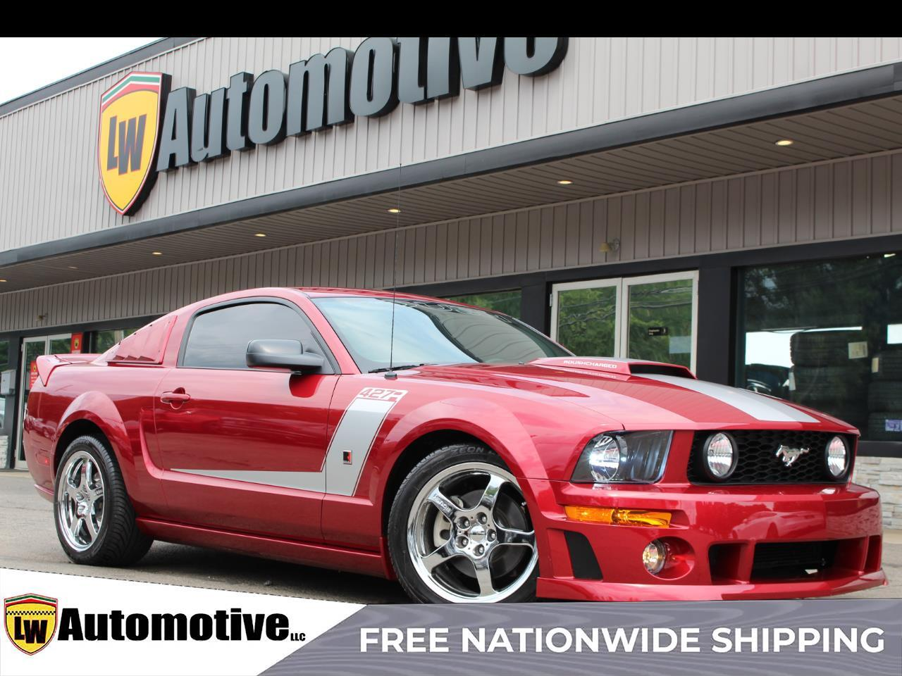 2007 Ford Mustang 427-R Roush