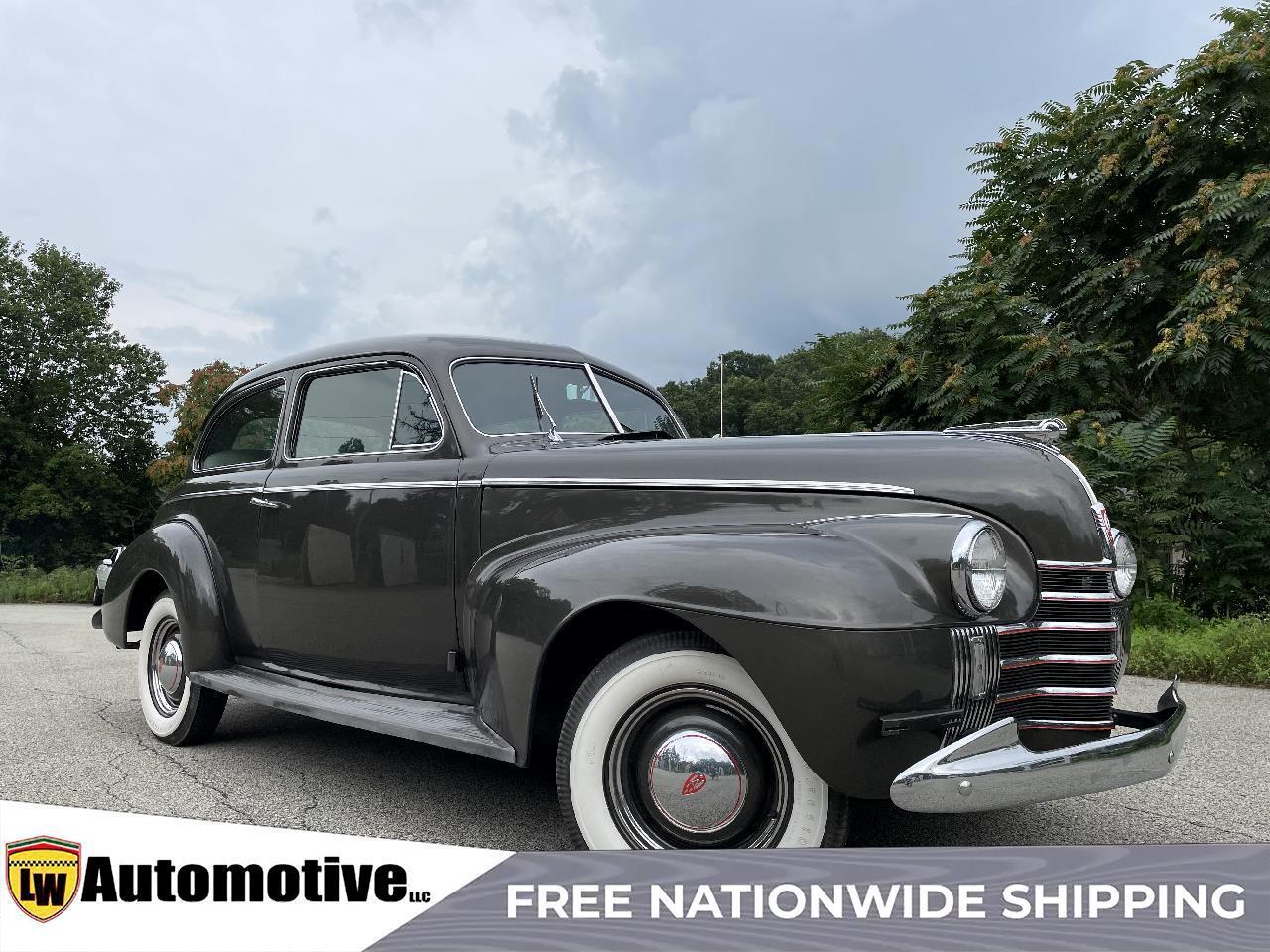 1940 Oldsmobile Series 60 Hydramatic
