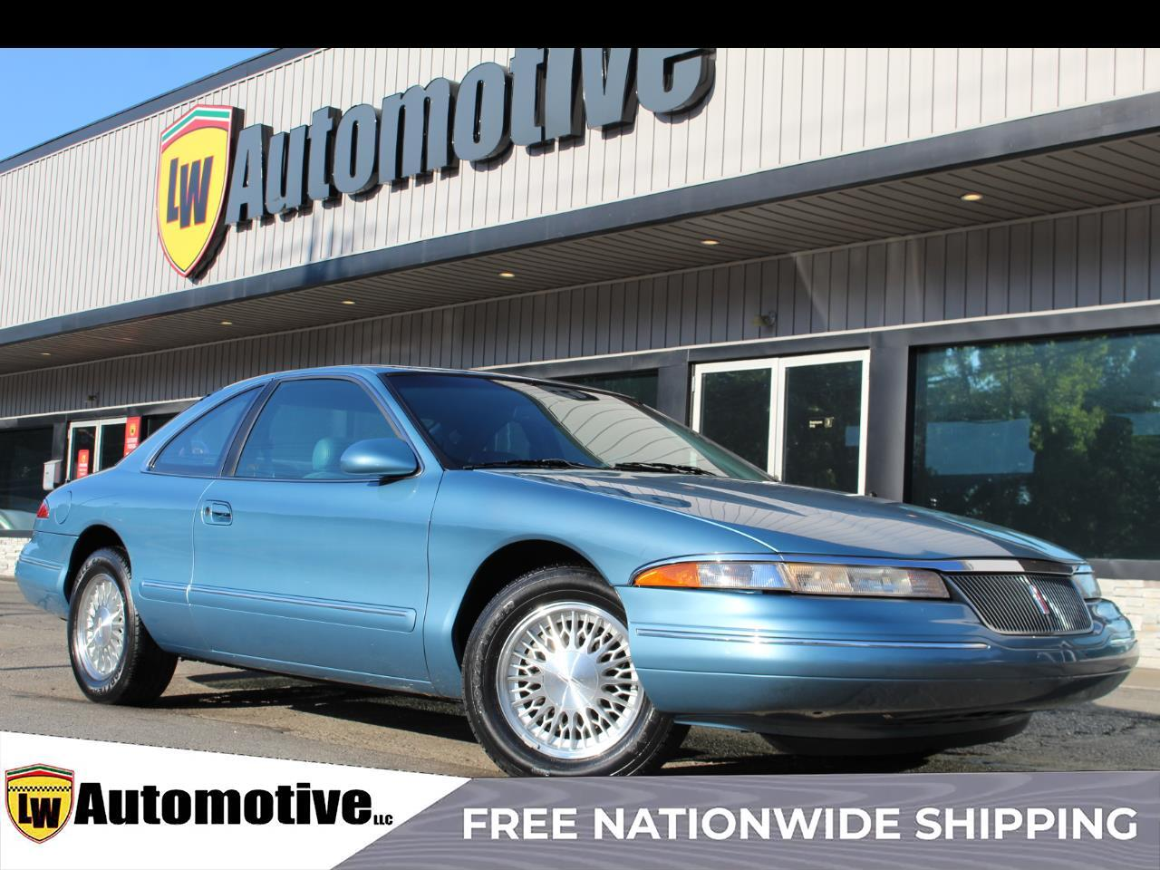 1993 Lincoln Mark VIII 2dr Coupe