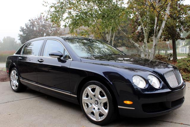 2007 Bentley Continental Flying Spur Sedan