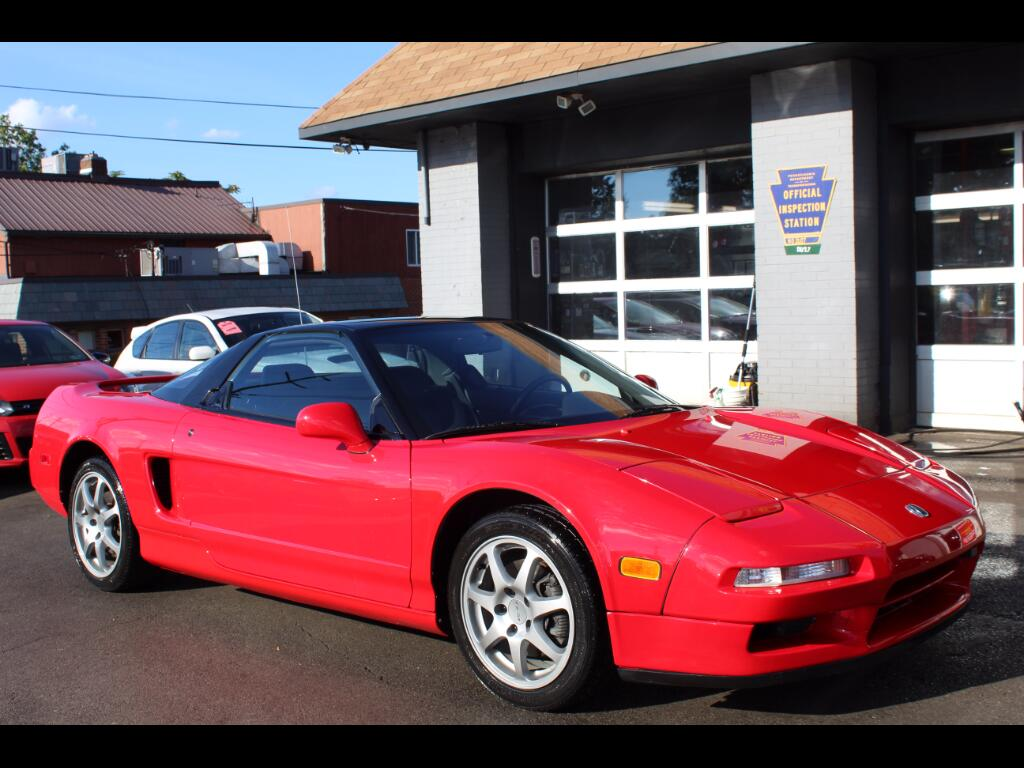 1994 Acura NSX Coupe