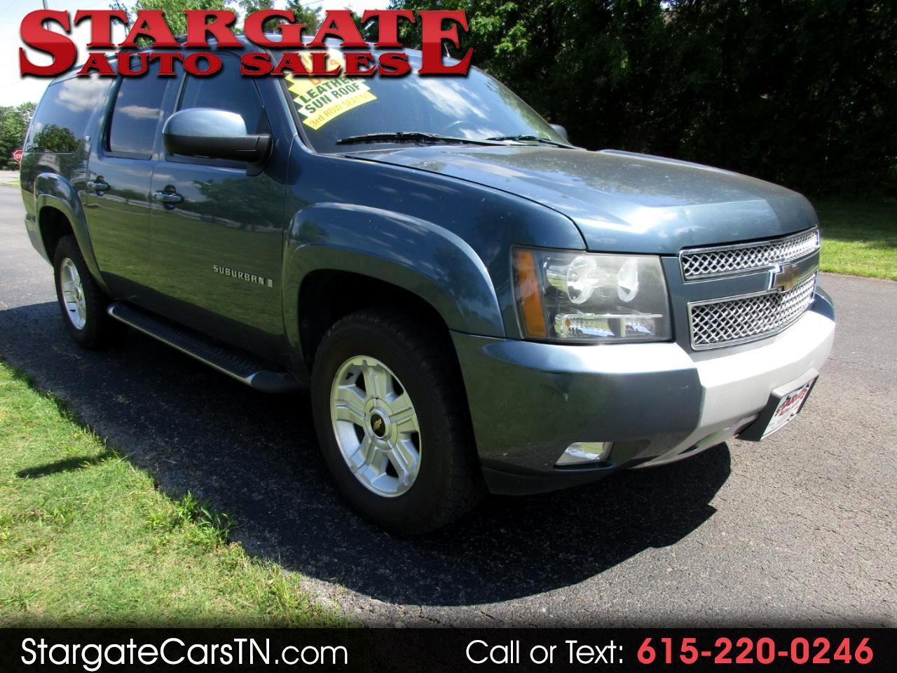 2009 Chevrolet Suburban 4WD 4dr 1500 LT w/2LT