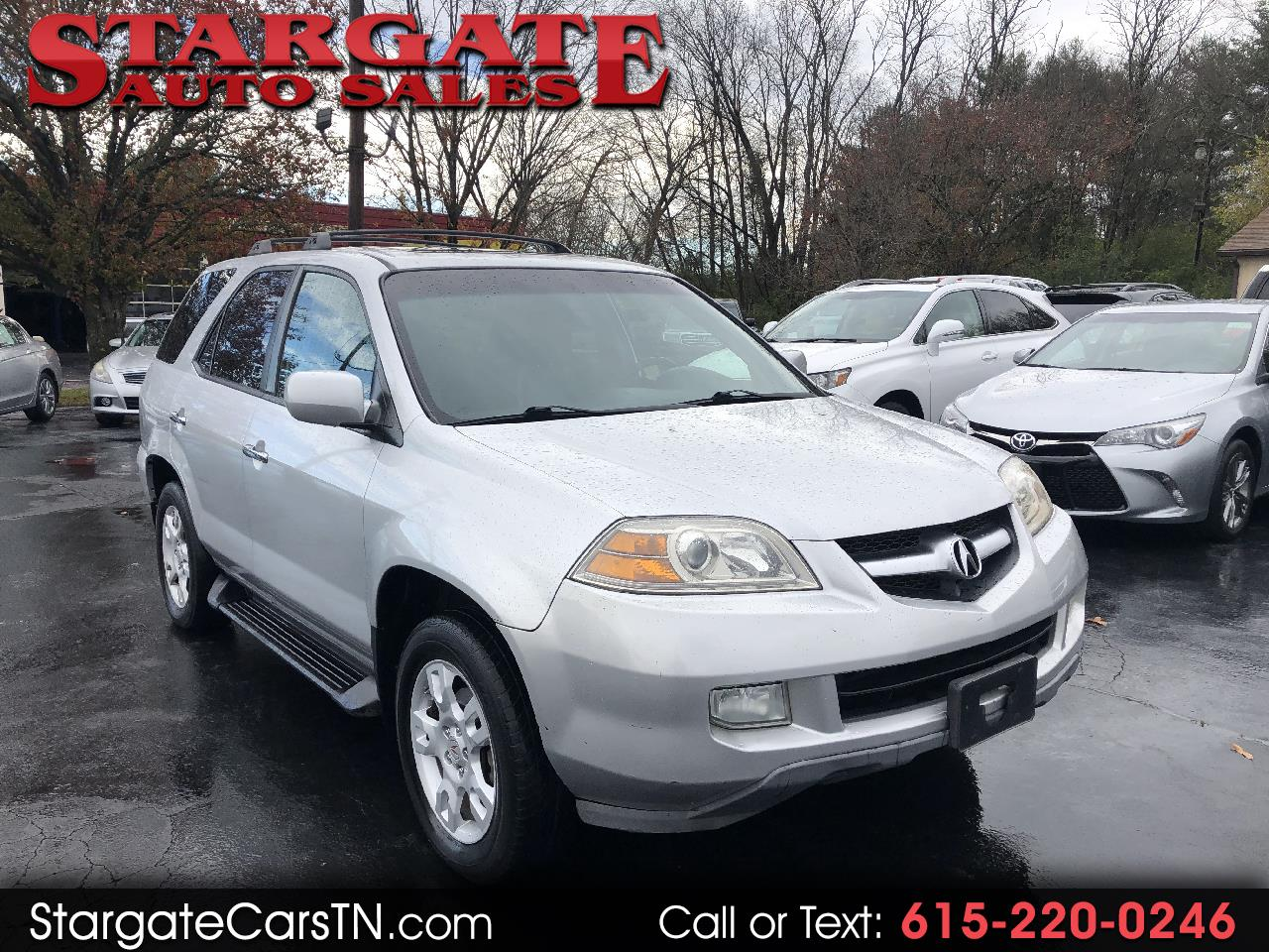 Acura MDX 4dr SUV AT Touring 2005