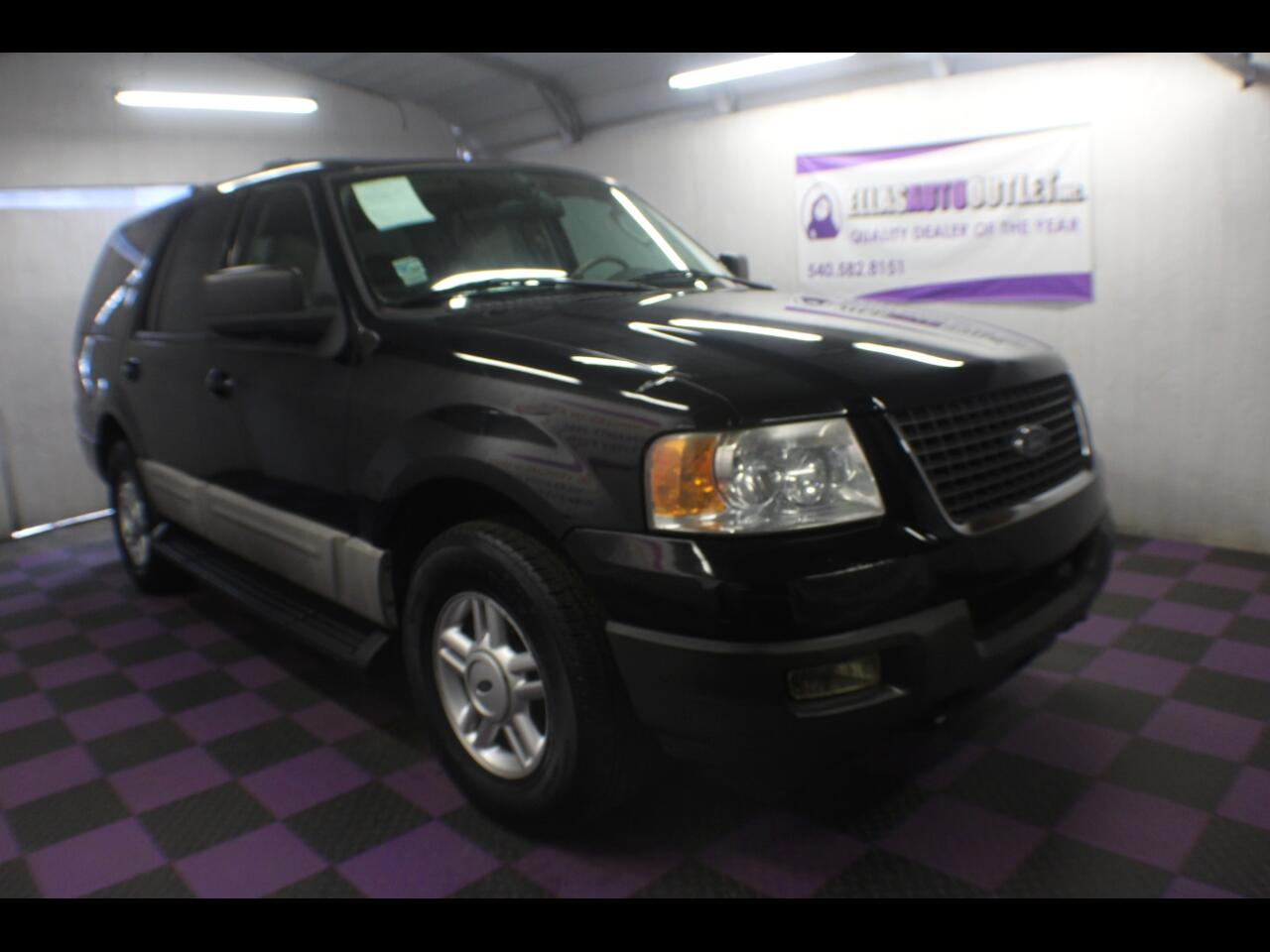 2003 Ford Expedition XLT Premium 4.6L 4WD