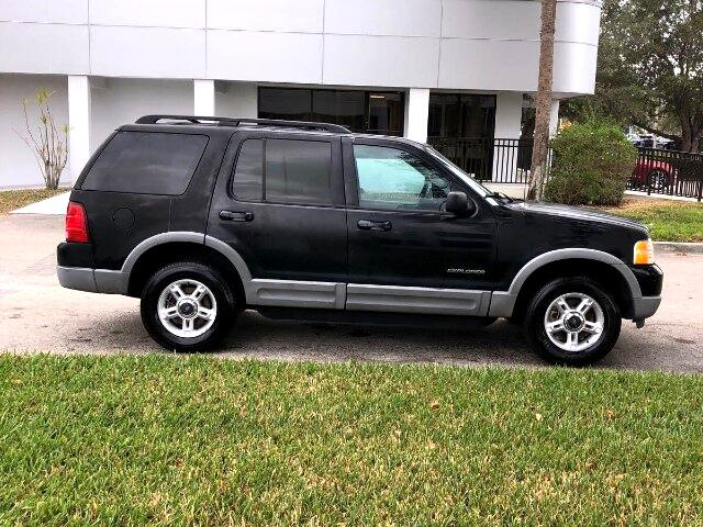 2002 Ford Explorer XLT 4 DOOR