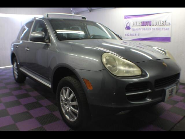 2004 Porsche Cayenne FULLY LOADED