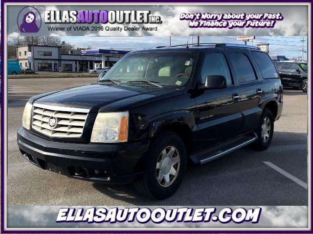 2002 Cadillac Escalade 3RD ROW SEATS