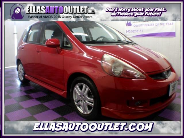 2007 Honda Fit Sport Automatic
