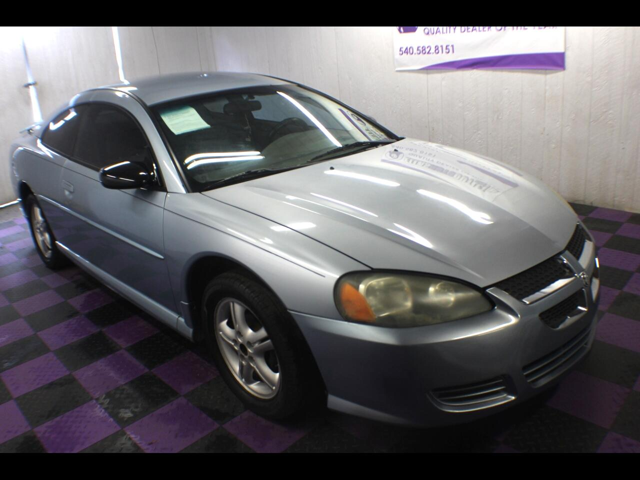 Used 2004 Dodge Stratus Sxt Coupe For Sale In Thornburg Va