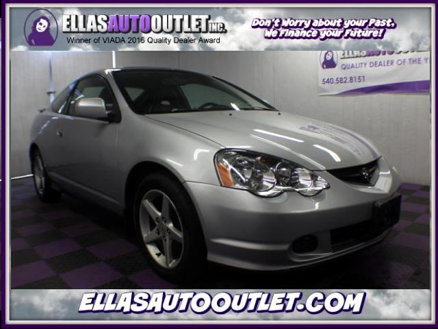 2002 Acura RSX with leather