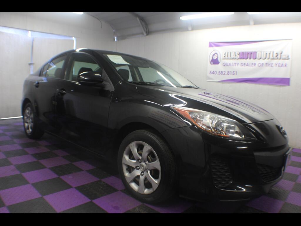 2012 Mazda MAZDA3 4dr Sdn Auto i Sport *Ltd Avail*