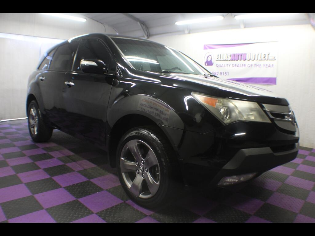 2007 Acura MDX 4WD 4dr Sport Pkg