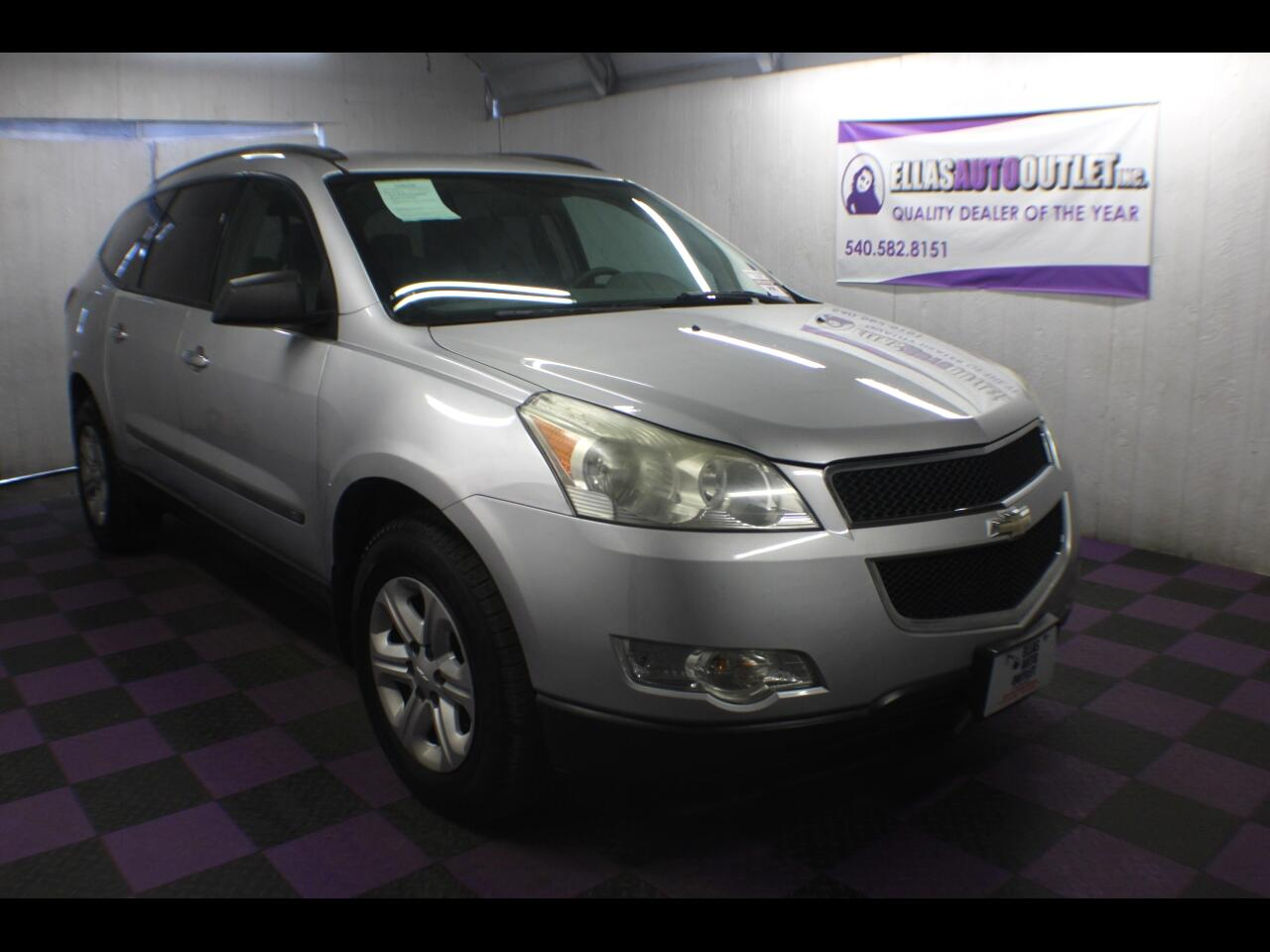 2009 Chevrolet Traverse AWD 4dr LS